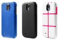 Incase Snap, Slider and SYSTM Chisel Cases for Galaxy S4