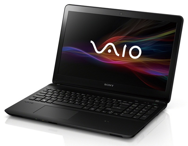 Sony VAIO Fit E notebook black