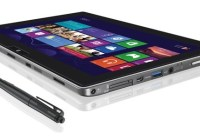 Toshiba WT310 Business Tablet running Windows 8 Pro
