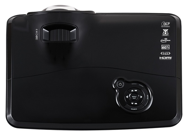 ViewSonic PJD8633ws and PJD8333s Ultra Short-Throw Projectors top