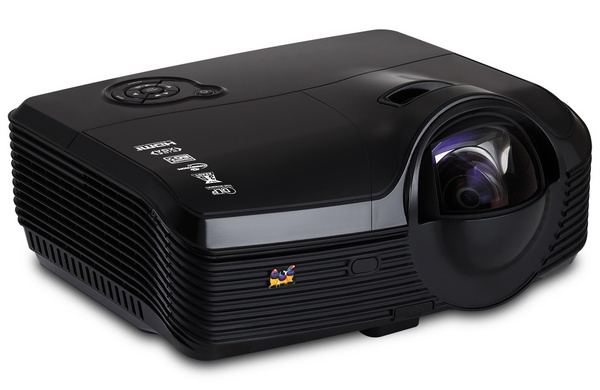 ViewSonic PJD8633ws and PJD8333s Ultra Short-Throw Projectors