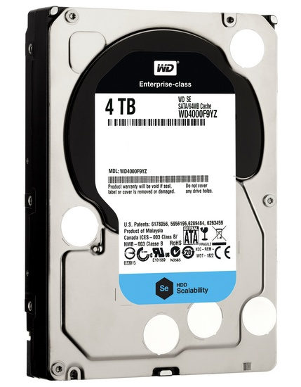 Western Digital Se Series Enterprise-class Hard Drives