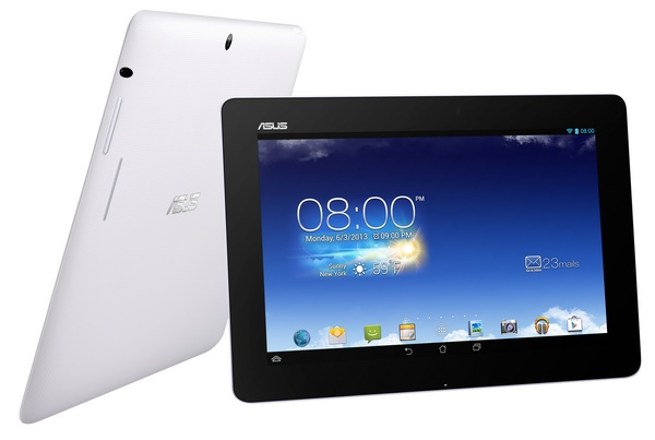 Asus MeMO Pad FHD 10 Android Tablet white