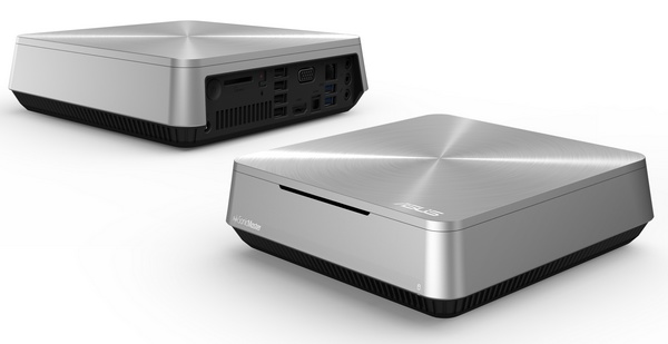Asus VivoPC Compact HTPC with 802.11ac WiFi 1