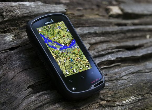 Garmin Monterra Outdoor Handheld GPS Device runs Android and gets WiFi 2