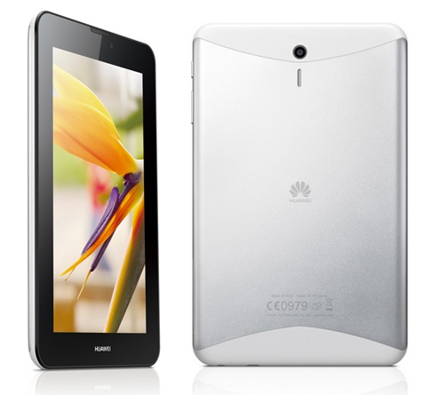 Huawei MediaPad 7 Vogue 7-inch Tablet back