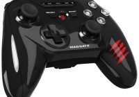 Mad Catz C.T.R.L.R Wireless Gamepad angle
