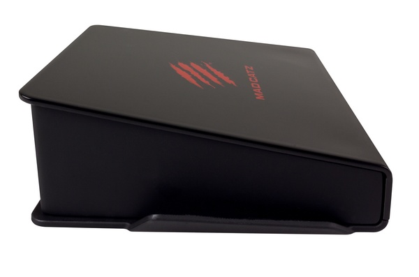 Mad Catz M.O.J.O Android Micro-console side