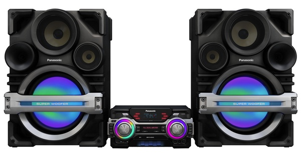 Panasonic SC-MAX650 Audio System with 2,3000W Power