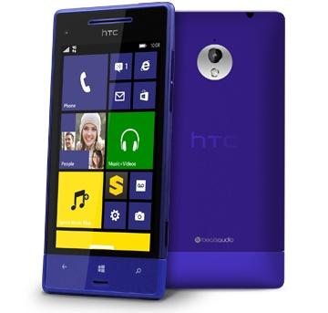 Sprint HTC 8XT 4G LTE WP8 Smartphone with BoomSound 2
