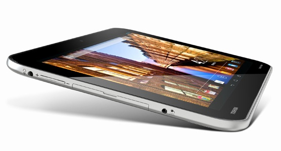 Toshiba Excite Pro Tegra 4 Tablet with 2560x1600 Touchscreen side