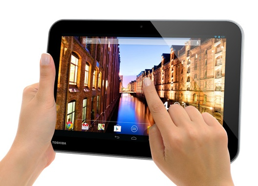 Toshiba Excite Pro Tegra 4 Tablet with 2560x1600 Touchscreen touch