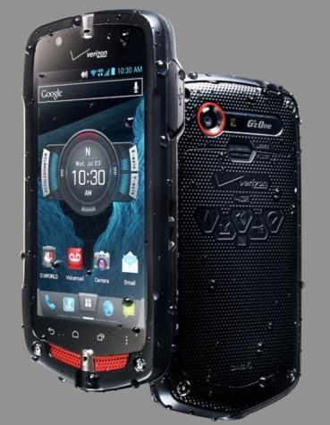 Verizon Casio G'zOne Commando 4G LTE Rugged Smartphone