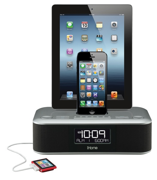 iHome iDL100 Lighting Speaker Dock