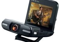 Canon VIXIA Mini Compact Personal Camcorder stand