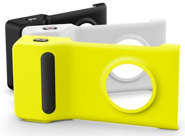 Nokia Lumia 1020 Smartphone camera grip