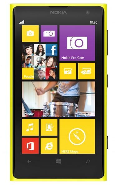 Nokia Lumia 1020 Smartphone front