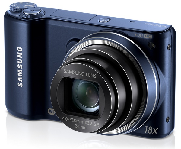 Samsung WB250F SMART Camera gets Evernote Integration
