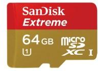 SanDisk Extreme microSDHC and microSDXC UHS-I Memory Cards