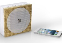 Soundfreaq Sound Spot Portable Wireless Speaker white