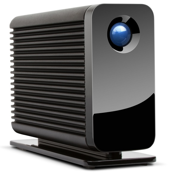 LaCie Little Big Disk Thunderbolt 2 angle