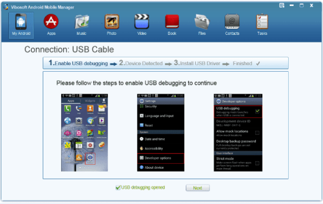 Vibosoft Android Mobile Manager (2)