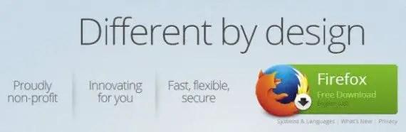 Download Firefox 570x186 - 2 Easy Ways To Download Latest Firefox Offline Installer