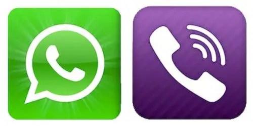 WhatsApp vs viber 500x249 - WhatsApp Vs Viber - The Best Phone Messaging App?