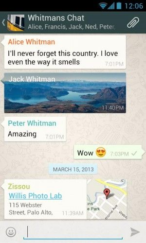 Whatsapp 300x500 - 10 Free Mobile Messaging Apps To Replace SMS