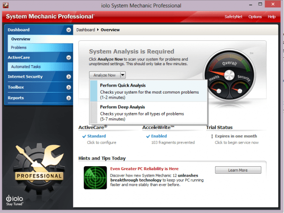 system mechanic 1 570x428 - Download System Mechanic 12 With 50% Discount Coupon Code