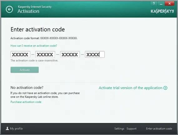 KIS-Activation
