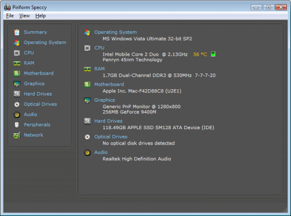 Speccy 570x423 - 3 Ways To Determine The Type Of Drive (HDD or SSD) Installed In Your Computer
