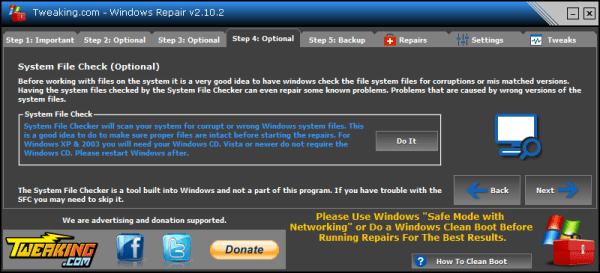 Windows Repair file system checker 600x273 - 3 Must Have Tools To Fix Most Windows Problems Without Help Of A Techie