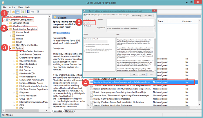 windows10  net framework 3 5