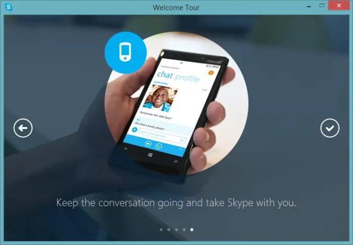 Skype 7.0 - Skype everywhere