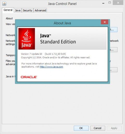 javCheck-Java-version Download Java 8 Update 91 Offline Installers  About-Java-installation-version-481x516 Download Java 8 Update 91 Offline Installers