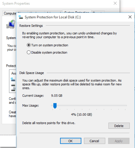 10 5 456x500 - How to Clear All Types Of Windows 10 Cache