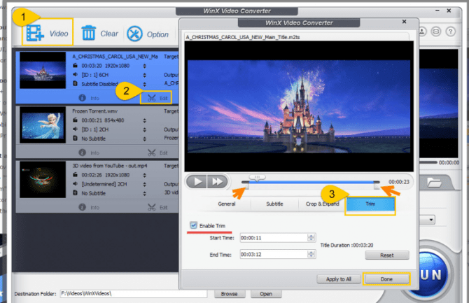 2 6 670x433 - 5 Free Video Cutter Software for Windows 10