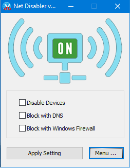 6 15 - 3 Ways to Disable/Block your Internet Connection Temporarily
