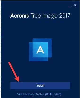 2 28 - Download Acronis True Image 2017 Offline Installer