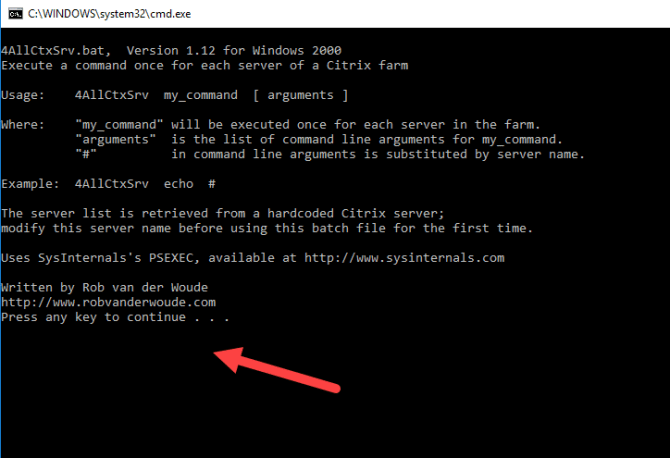 5 21 670x458 - 3 Ways To Prevent Command Prompt From Closing After Running Commands