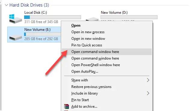 5 4 - Get Back Command Prompt in Windows 10 Creators Update (Under Win+X Menu)