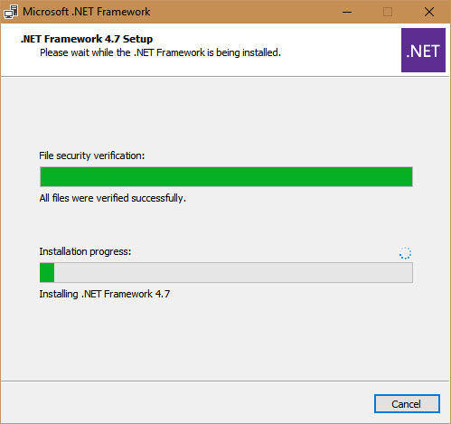 NET Framework 4.7 Offline Installers Direct Download Links