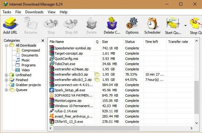 Internet Download Manager (IDM) 6 28 Build 9 Free Download
