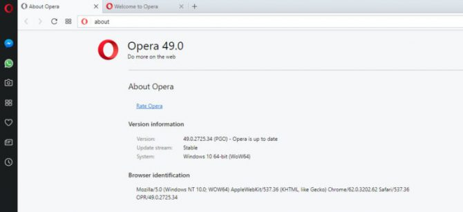 Opera 49 Offline Installer