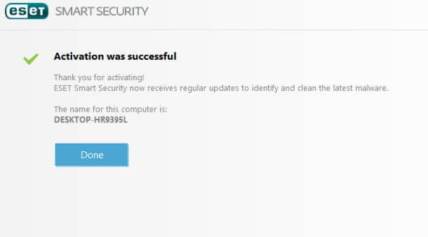 eset smart security 6 keys updated daily