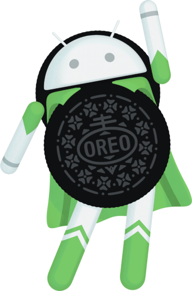 Android Oreo 8