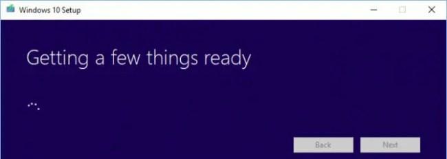 Windows 10 Version 1809 Media Creation Tool