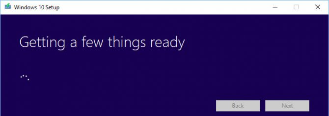 Windows 10 Version 1803 Media Creation Tool