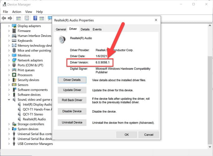 How to Download and Install Realtek HD Audio Manager And Driver for Windows 10 5